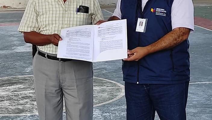 COMUNICADO IMPORTANTE. Tenencia Política, Sub Centro de Salud, Policía Nacional y Gobierno Parroquial, ante el incremento de personas contagiadas con COVID-19.